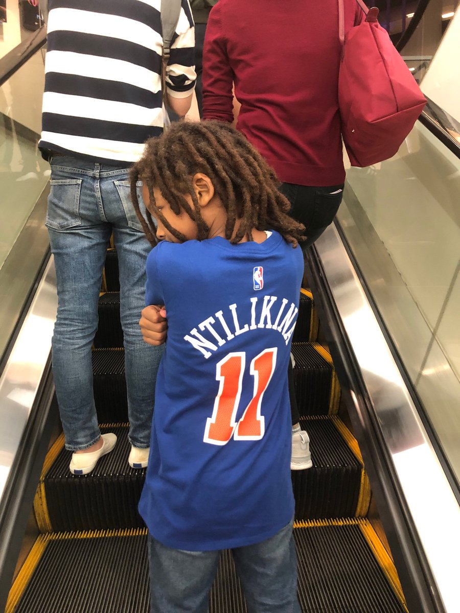 Me and my son are huge fans @KnicksMemes