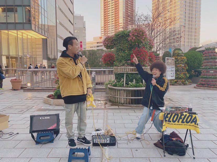 静岡路上ライブ遠征第二弾の二日間が終了いたしました‼︎最後帰り際に、「かずま君ほんまに     楽しそうですね」音楽って楽しいんです!僕たちのLIVEって最高なんです‼︎それが伝わって良かった✨明日は大阪でそれを伝えます😍定期LIVEまってるで!!👉