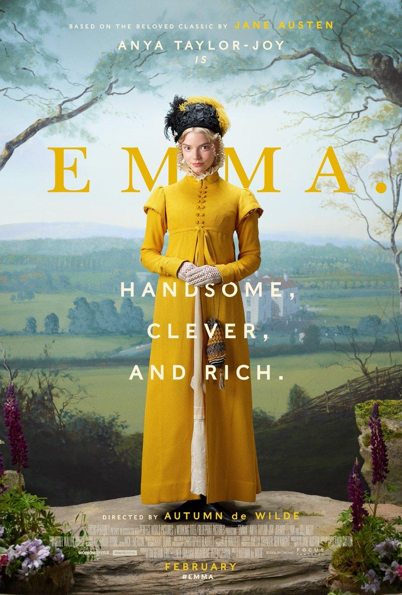 Emma | Adaptação estrelada por Anya Taylor-Joy tem primeiro ...