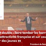 Image for the Tweet beginning: La journée des @EtatsdelaFrance dédiée