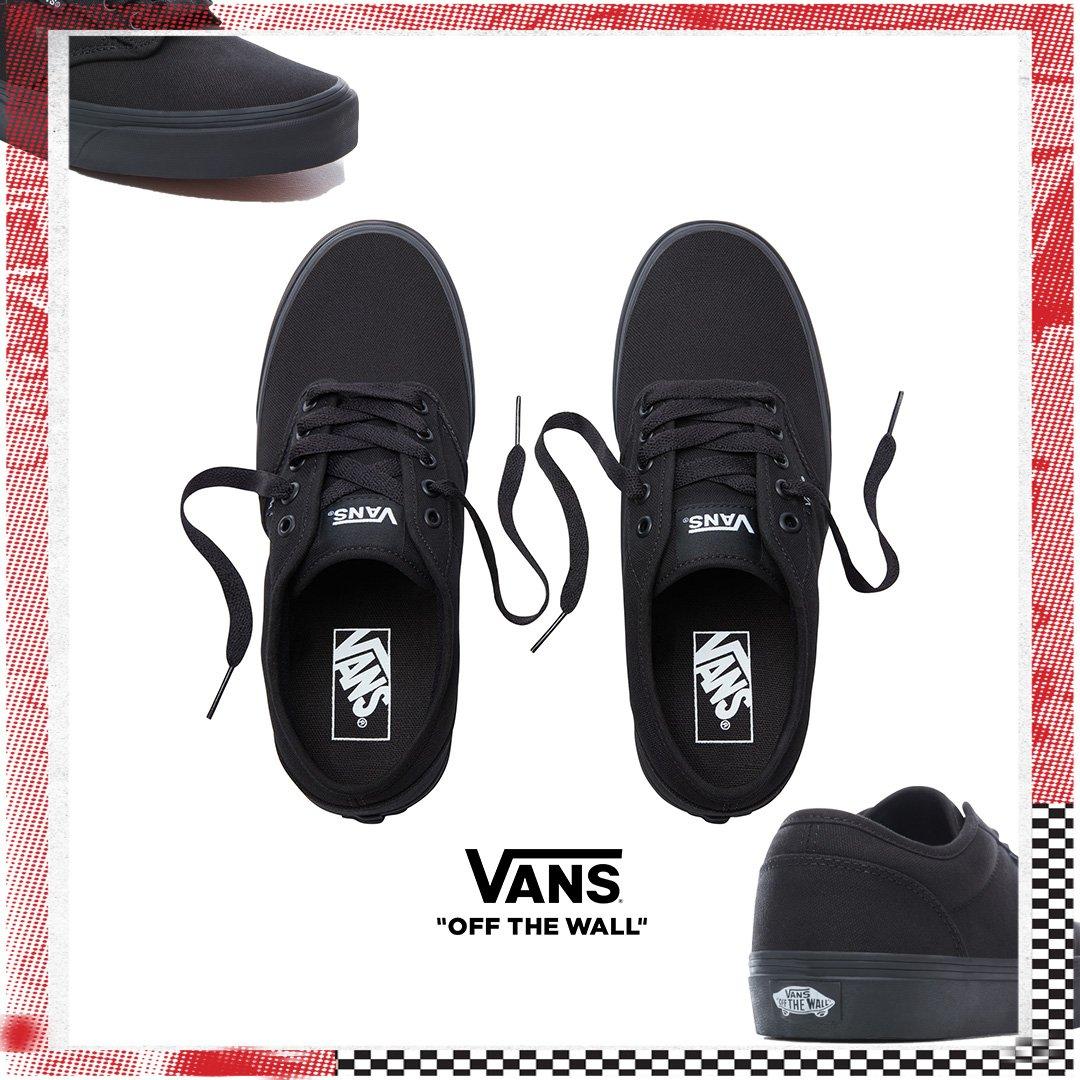 Vans footwear. The Vans Atwood