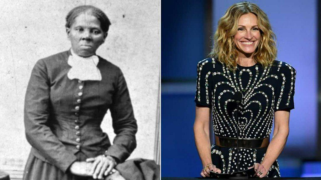 A Hollywood executive wanted Julia Roberts to play Harriet Tubman in a biopic
