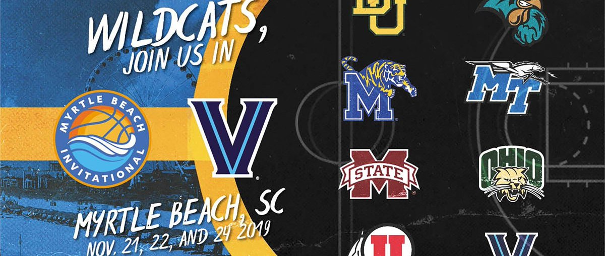 #15 #NovaNation Wildcats vs Middle Tennessee St. #BlueRaiders #MBI19 Myrtle Beach Invitational NCAA Expert Predictions / Basketball Picks Live Match this Morning at 11:30a ET   |   ESP2, The Pick: Villanova -17, Under 142  http://pygy.co/BmW