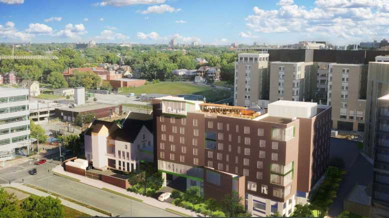 Cincinnati Ronald McDonald House set to be largest in the world after tower expansion, officials say