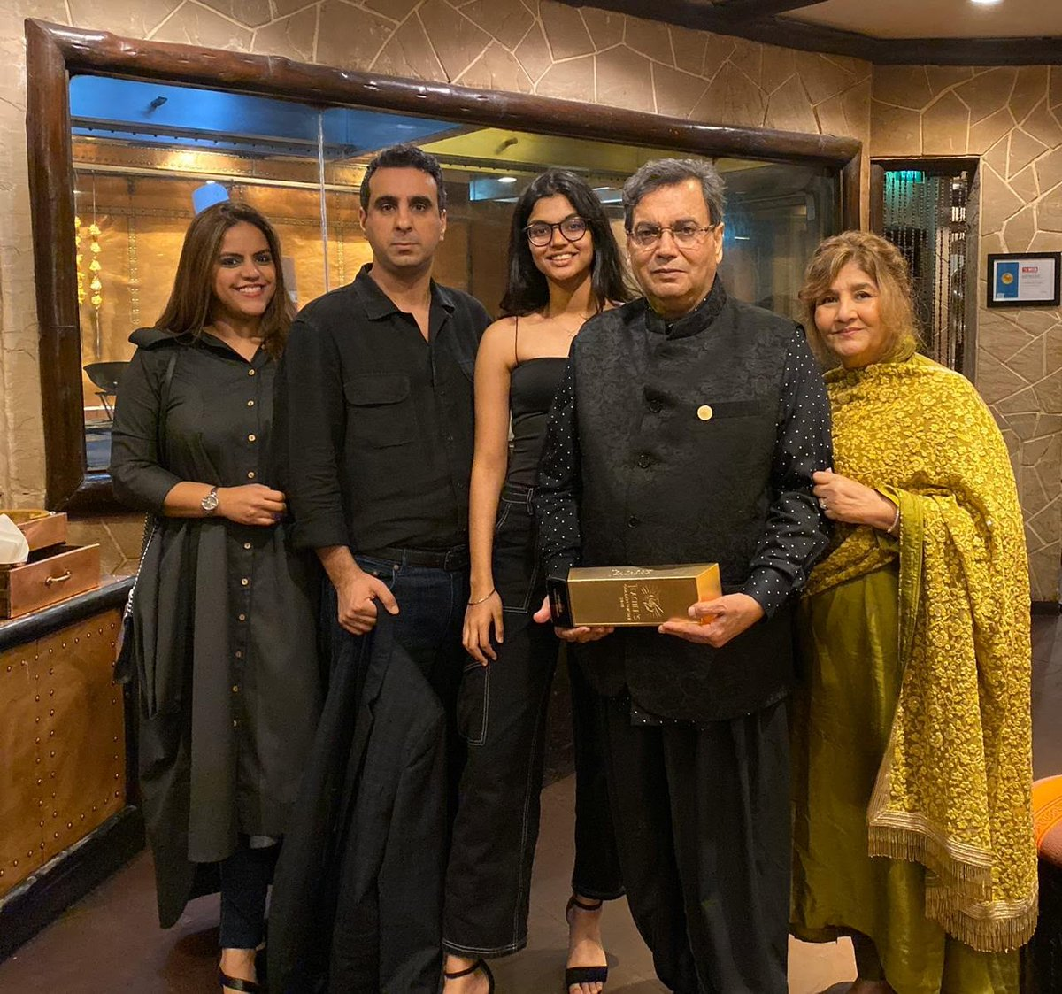 Congratulations to Mr. @SubhashGhai1, for being awarded with Forever Genuine (Lifetime Achievement) Award at the Teachers Golden Thistle Awards 2019. The award was presented to Mr. Ghai for exhibiting outstanding, creative, innovative, and visionary leadership. #DoWhatYouLove