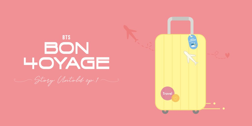 BTS BON VOYAGE Season 4, New Adventure with Same Excitement! The excitement starts when you are making your plans 📝 and packing stuff you need 🧥🧤🧣 for the journey ahead! 🙌 The untold story of episode 1 continues! 😊😊 Watch now 👉app.weverse.io/7wtxbc #BTS #BonVoyage4