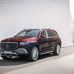 Image for the Tweet beginning: This is the Mercedes-Maybach GLS: