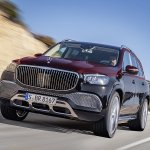 Image for the Tweet beginning: Mercedes-Maybach GLS SUV comes to