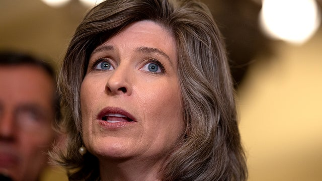 Tensions spike after GOP Sen. Joni Ernst blocks vote on House-passed Violence Against Women Act reauthorization