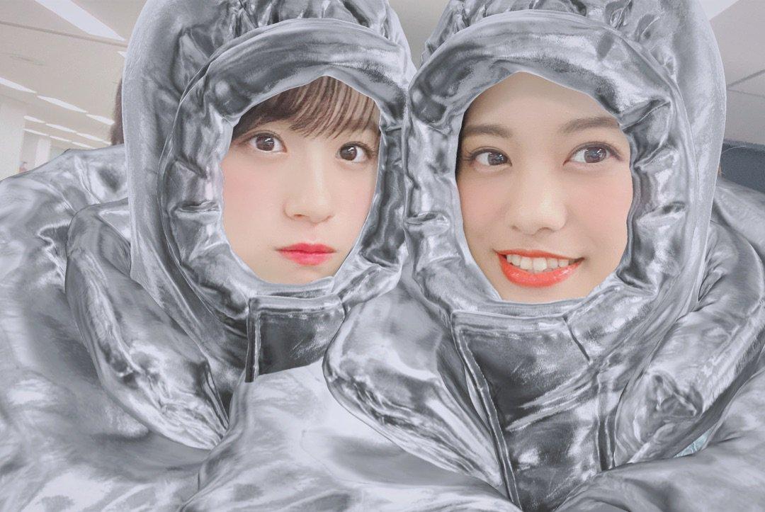 【Blog更新】 葉子学子姉妹だよ。岸本ゆめの:…  #tsubaki_factory #つばきファクトリー