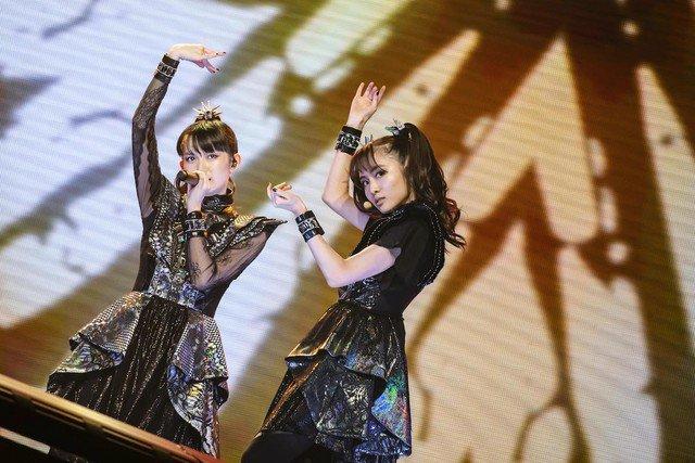 【ライブレポート】BABYMETAL、ゲストにBMTH迎えた大熱狂のワールドツアー日本公演(写真17枚) #BABYMETAL #METALGALAXY #BMTH #bringmethehorizon