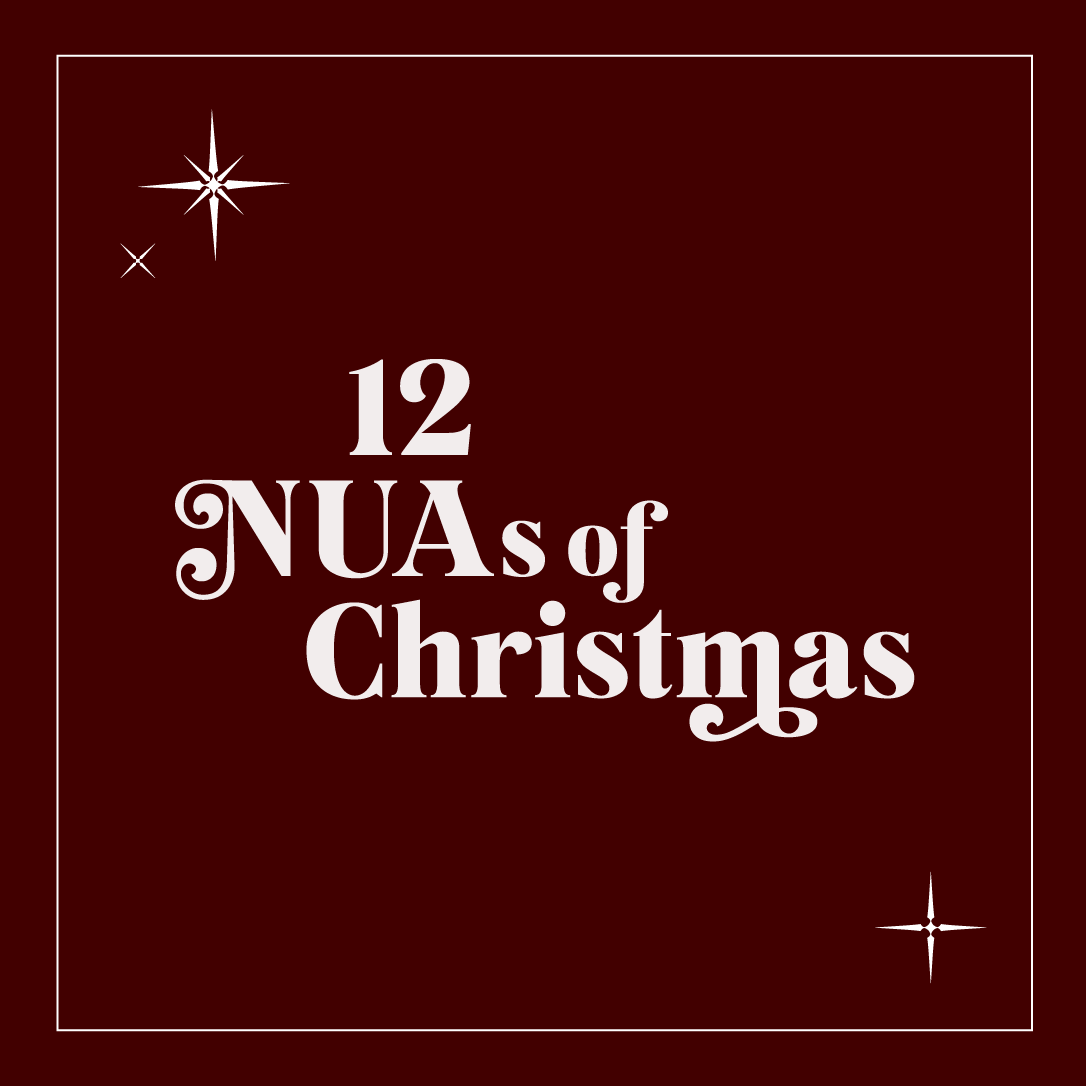 Students - don't forget you have until Friday to submit your festive 12 NUAs work! https://t.co/bGEaabv706