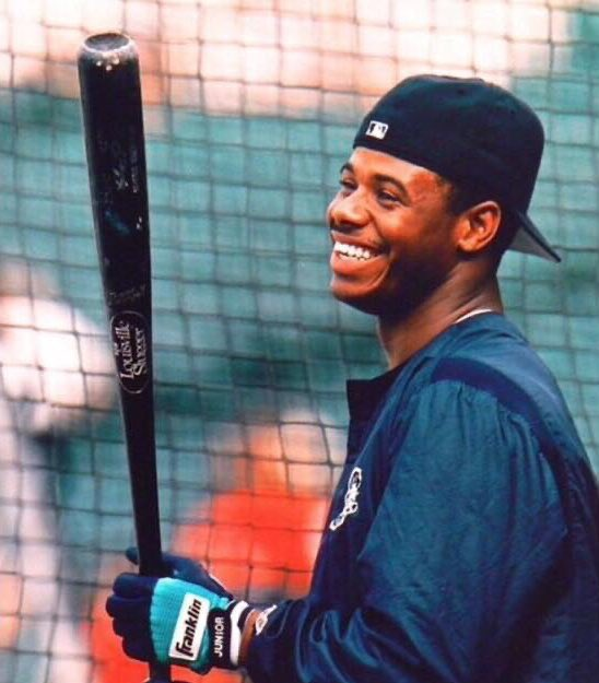 Happy Birthday to the man with the sweetest swing in the history of baseball, Ken Griffey Jr.