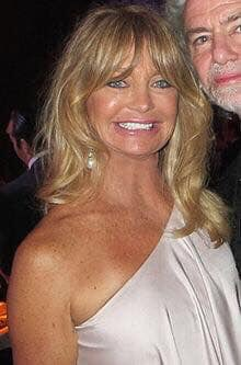 Happy 73rd Birthday to actress, producer, and occasional singer, Goldie Hawn!