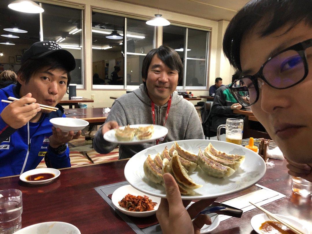 ヤマケン に餃子 ー アメブロを更新しました#脇阪寿一#餃子