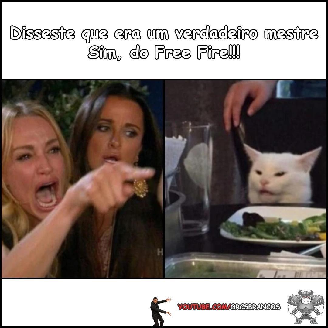 E de respeito ainda #memesff #memes #meme #memesbrasileiros #freefire #mestrepic.twitter.com/D2ynGcb7rf