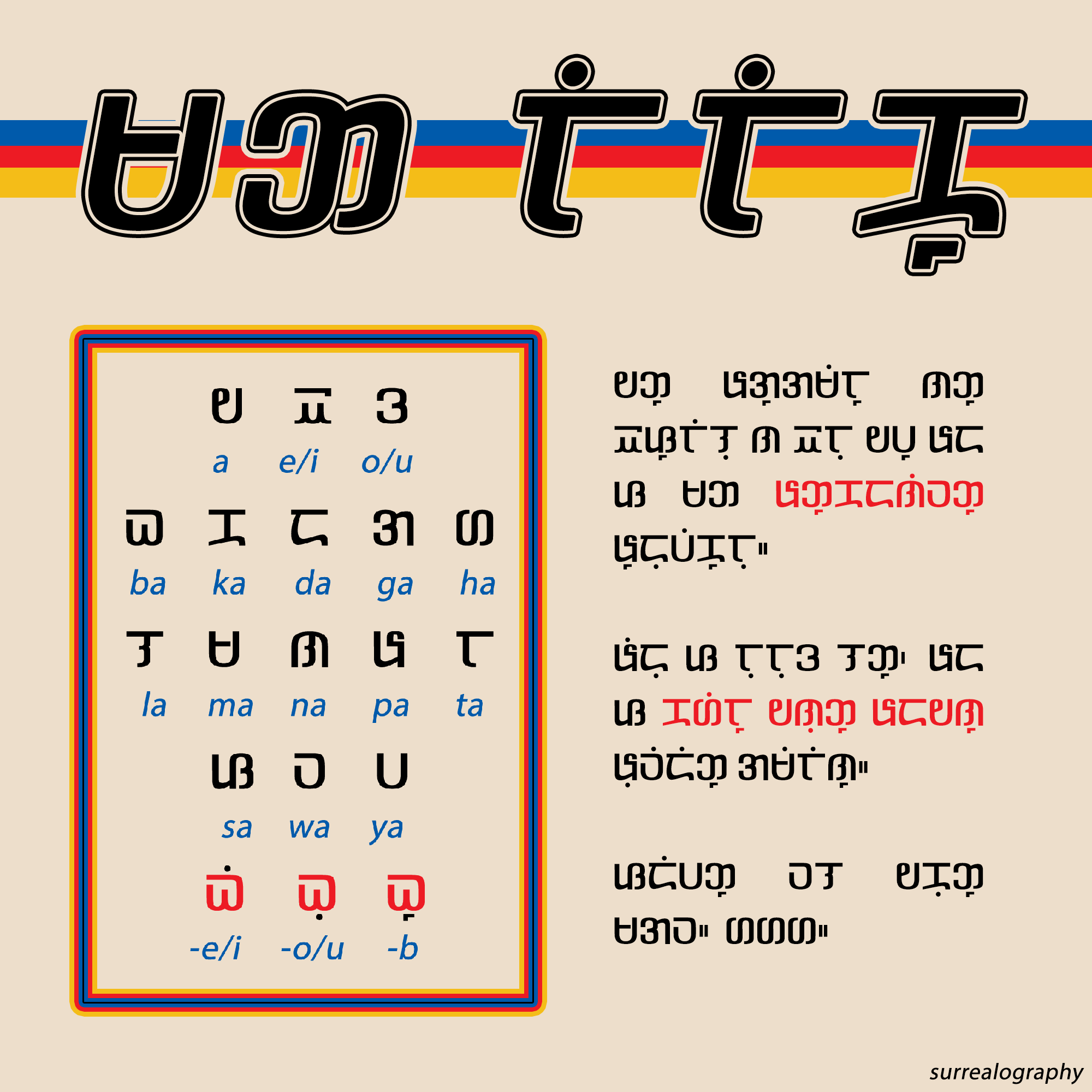 These Filipino Themed Fonts Will Make You Go Back To Your Roots Udou Ph