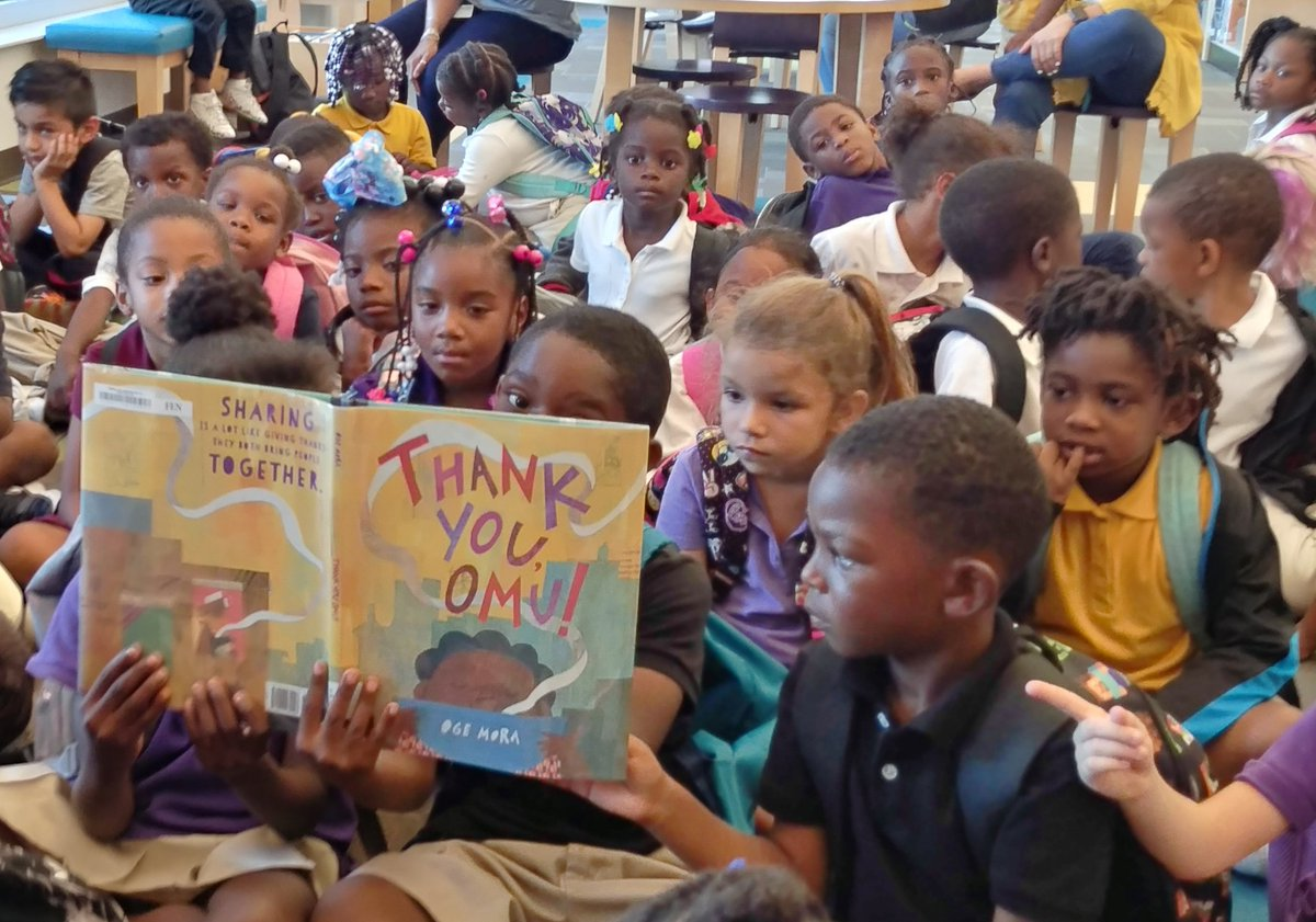 1,005 readers took part in our #ReadfortheRecord events on Nov 7! Thank you to everyone supported @Jumpstartkids in raising awareness for the importance of early literacy. Don't let the reading stop there, keep reading with the library year-round! https://www.hcplc.org/kids