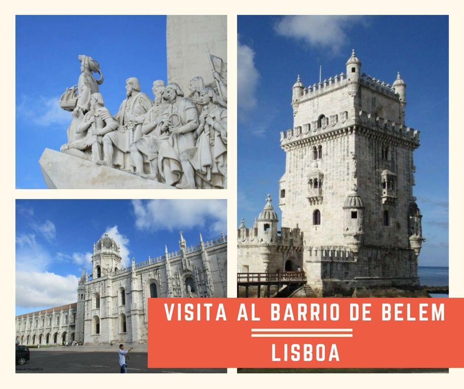 Te proponemos una ruta por el barrio de #Belem en #Lisboa  y endulzate con sus pastelitos de Belem http://blgs.co/6G16gO