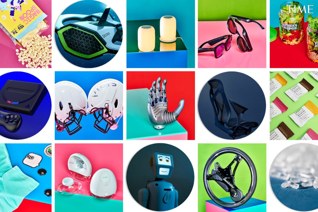 Introducing the Best Inventions of 2019: 100 innovations making the world better, smarter and even a little more fun ti.me/2rhhZJq