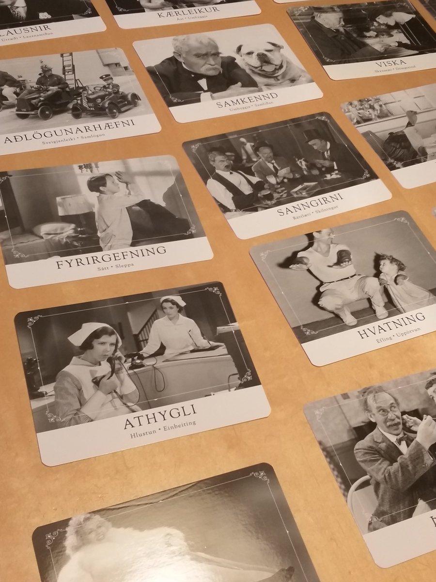 test Twitter Media - #menntaspjall Styrkleikakort með teyminu. Hrósa hvert öðru. https://t.co/qJ1SOl13Uu