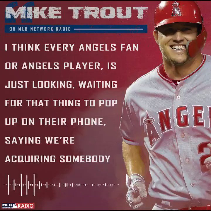 Trout ready to pitch Angels to top free agents