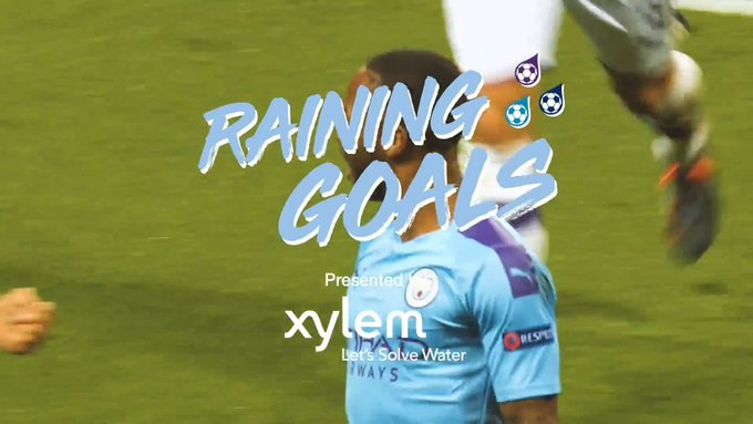 RT @ManCity: Forecast: Cold and windy with a shower of goals!  ☔⚽  ⚽️@XylemInc   🔵 #ManCity https://t.co/1UgR7JhbmK