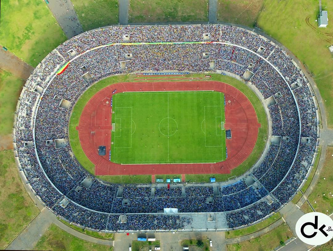 #PictureoftheDay 📸 by @destakeremela (Instagram) Bahir Dar Stadium is a multi-purpose stadium in Bahir Dar, Ethiopia. It is used mostly for football matches although it also has athletics facilities. The stadium has a capacity of 60,000 people. Currently, the stadium is the  ...
