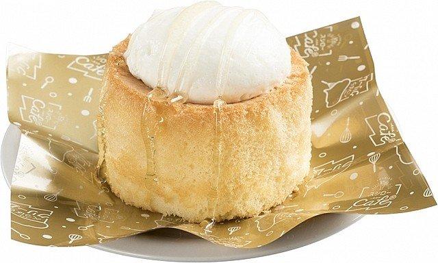 3000RT:【食べたい】スシロー、本格スイーツ「窯焼きパンケーキ」発売!約1年間かけて開発した「べつばらクリーム」を使用。口当たりが軽く、寿司を食べた後でも「ぺろりと食べられる」という。