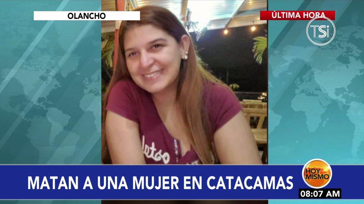 [𝗘𝗡 𝗩𝗜𝗩𝗢] 🔴 |En #HoyMismo #PrimeraEdición, se reporta la muerte violenta de una mujer en Catacamas, Olancho.