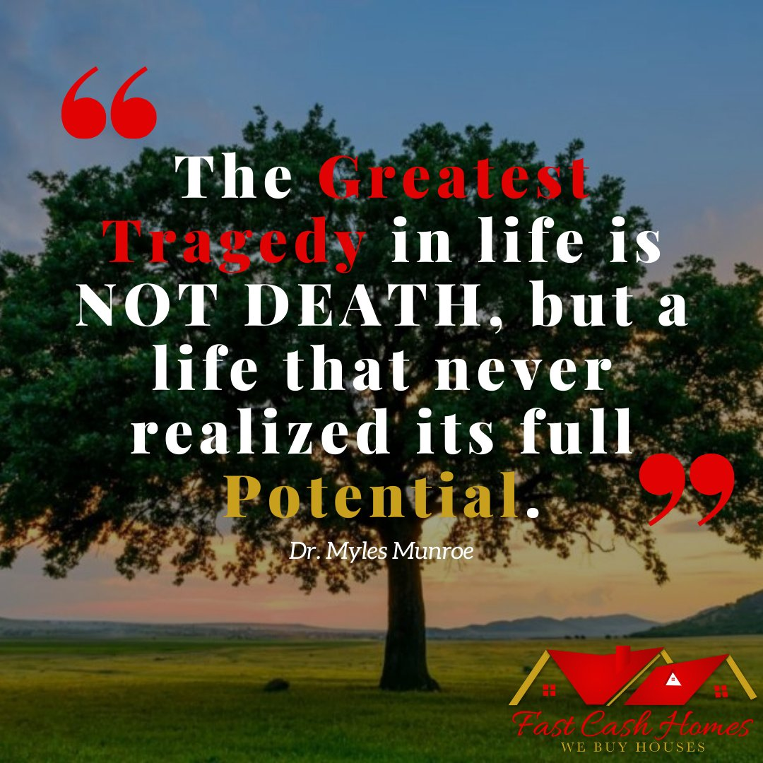 Maximize Your Potential With Consistency Everyday!   #fastcashhomesquotes  #mylesmunroe  #greastest  #tragedy  #lifeanddeath  #maximumpotential  #potential  #growth  #motivation