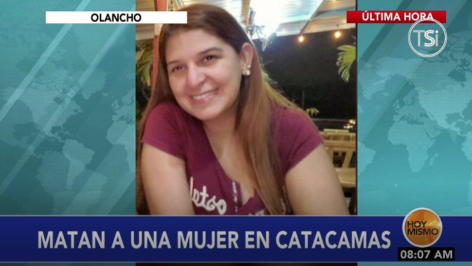 #HoyMismo #PrimeraEdición #ÚltimaHora 🚨 Matan de forma violenta a una mujer en Catacamas, Olancho; se desconoce el paradero de los atacantes.