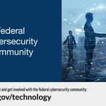 Interested in learning more about cybersecurity? Check out GSA's Cybersecurity Communities page to learn more about federal communities of practice on IT security modernization, emerging tech, and more! https://t.co/g0neVpuZMa