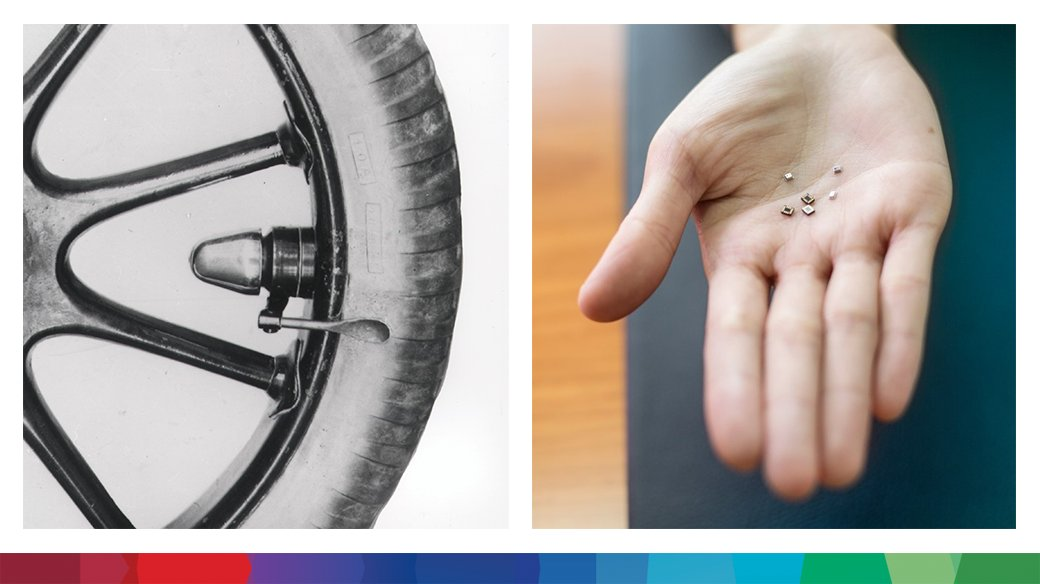 Did you know that Bosch has a long history of developing #sensortechnology ? Read about our progress from the Bosch bell, a sensor giving a warning signal in case of a flat tire in 1923, to being the market leader for microelectromechanical systems:  http://bit.ly/BoschSensorTechnology  … #TBT
