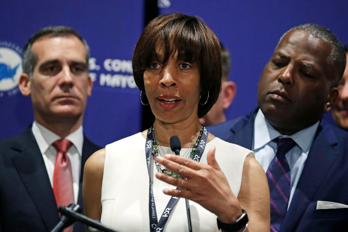 Former Baltimore mayor Catherine Pugh enters guilty pleas in fraud case