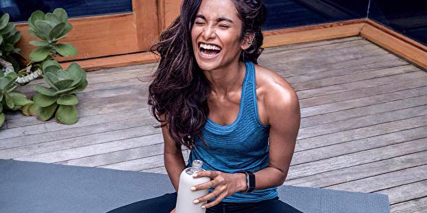 #fitness lover Start dynamic personalized workouts on your wrist with step-by-step coaching. Wrist sizes Small: 5.5  6.7 inches and Large: 6.7  8.1 inches. Fitbit Ionic Smartwatch. #weightlossjourney #YogaForAll #FitnessGoals #ThursdayMorning   More
