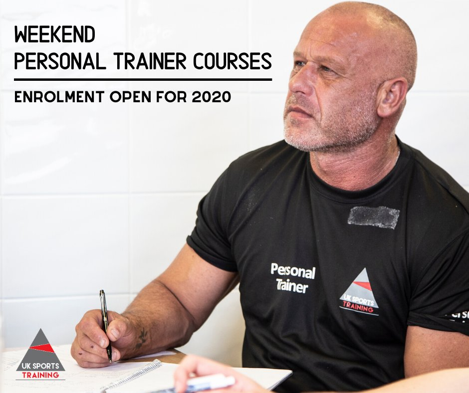 Can only commit to weekend learning? Not a problem!  #fitnesscareer #personaltrainer #personaltrainercourses #fitlife #fitfam #fitness #careersinfitness #healthandfitness #fitnesslife #fitnessfreak #workout #gym #fulfillingcareer