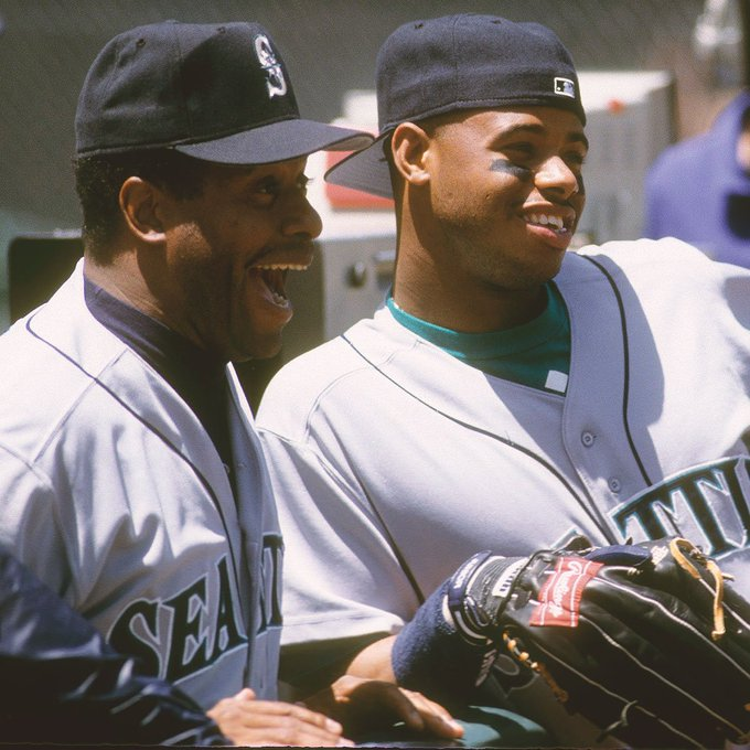 Happy 50th Birthday to Ken Griffey Jr.  One of the best to EVER play the game! We will NEVER forget that swing.