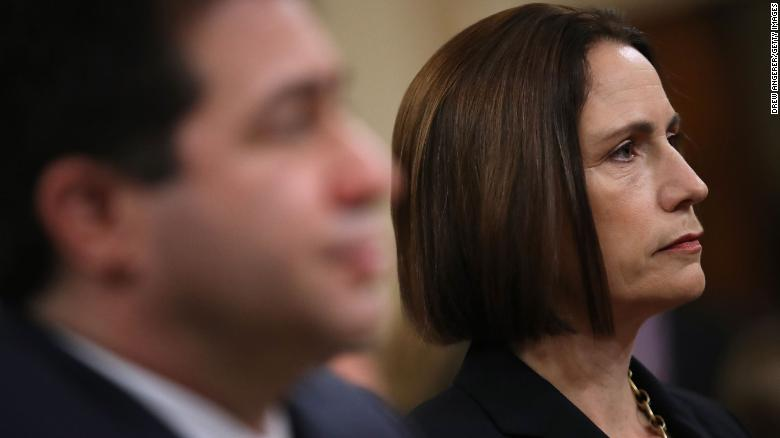 Fiona Hill is the third immigrant to testify in the impeachment inquiry hearings