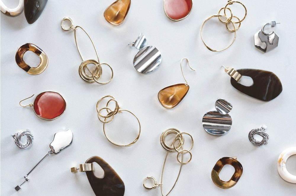 耳アクセサリー専門店「mimi33」渋谷パルコに、3ラインで展開するピアスやイヤリング約3,000種 -