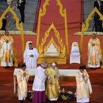 Image for the Tweet beginning: Misa del Papa Francisco en