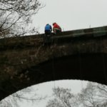 Image for the Tweet beginning: Abseiling done#together we will grow