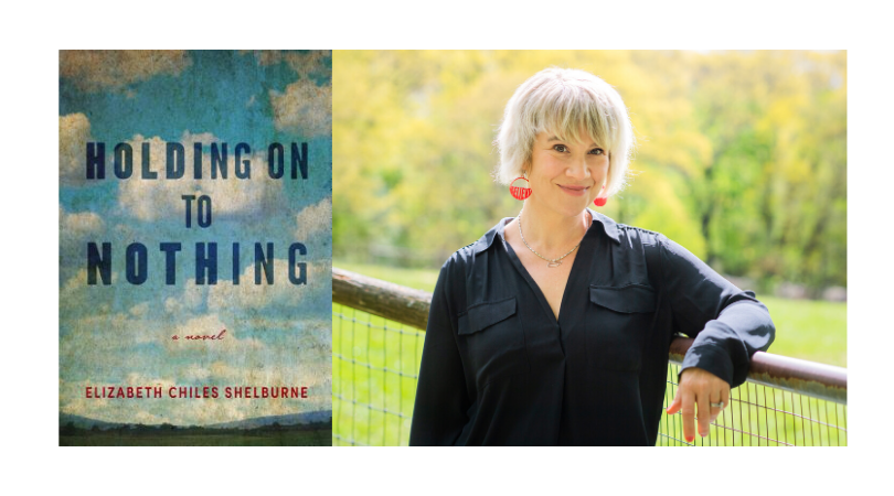 """TONIGHT! Our very own book nerd @EsdeeBernhard converses with @ecshelburne about her novel """"Holding Onto Nothing""""! Author @patriciapark718 says """"Holding Onto Nothing is a smart, wry novel filled with bourbon, bluegrass, grit and heart."""" Come have some fun with us!"""