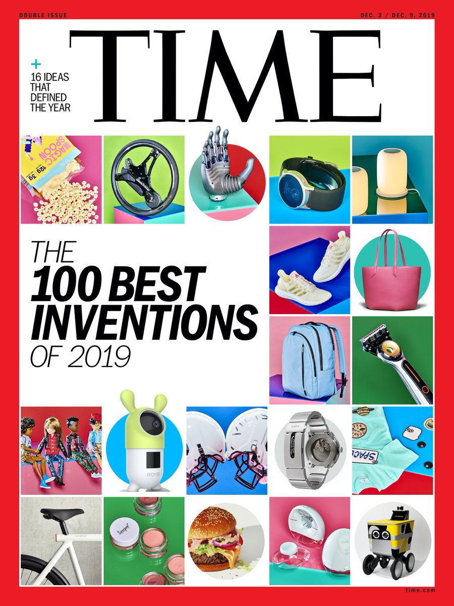 VICIS is proud to announce our ZERO1 YOUTH helmet has been named one of @TIME's Best Inventions of 2019! Read the full list here: time.com/bestinventions… #ELEVATE
