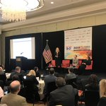 GSA's Assistant Commissioner of Office of Enterprise Strategy Management, Crystal Philcox, spoke today at #CGPFall19  about GSA's effort to consolidate the Multiple Award Schedule system. @TheCGPOrg #FAS