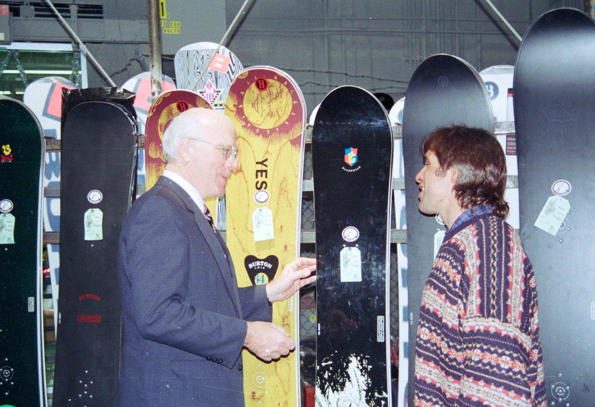 Snowboard pioneer Jake Burton Carpenter dies at 65 after cancer battle