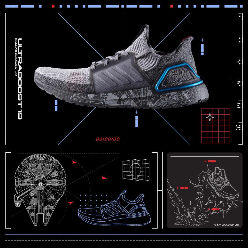 Star #adidas Alphaedge 4D