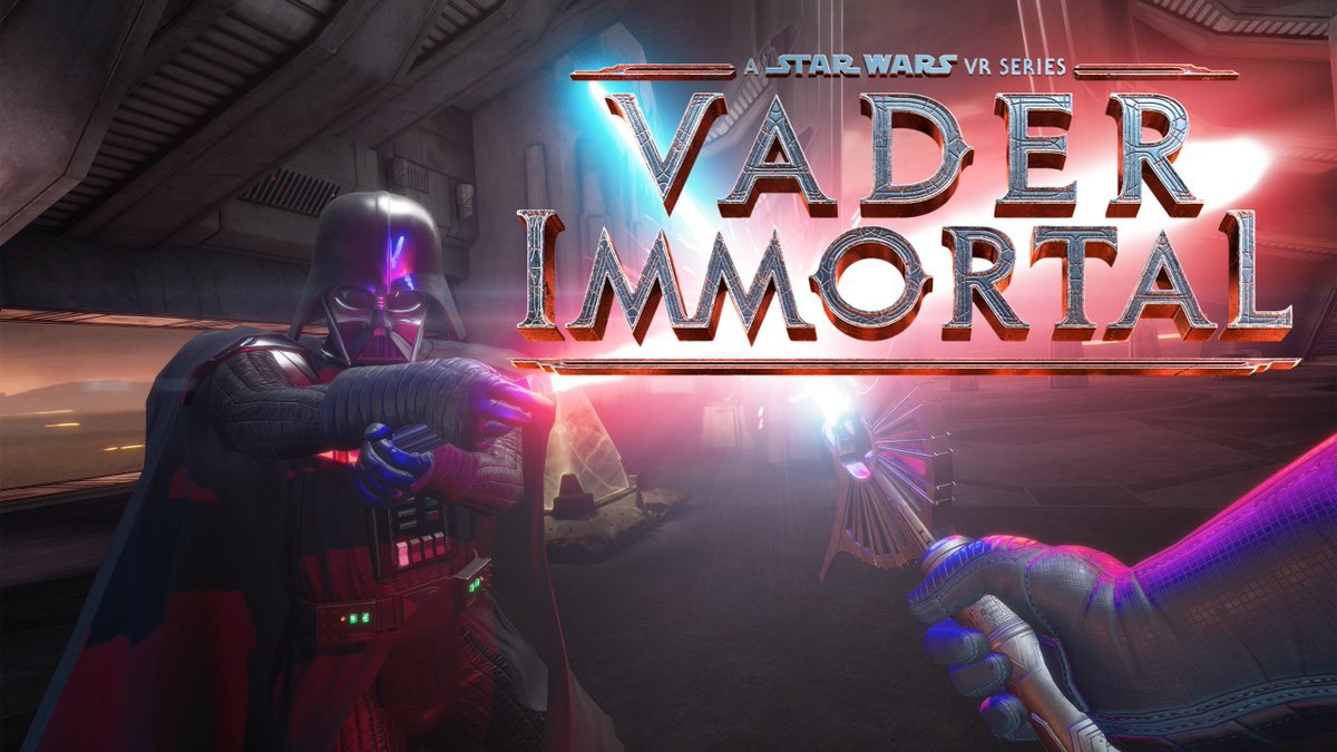The circle is now complete. Experience all three chapters of #VaderImmortal: A #StarWars VR Series for free when you purchase an @Oculus Quest. Offer ends 1/31/20.