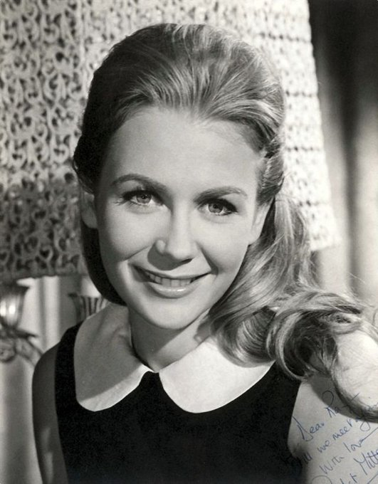 Good Morning and Happy Birthday to Juliet Mills, Hayley\s older sister.
