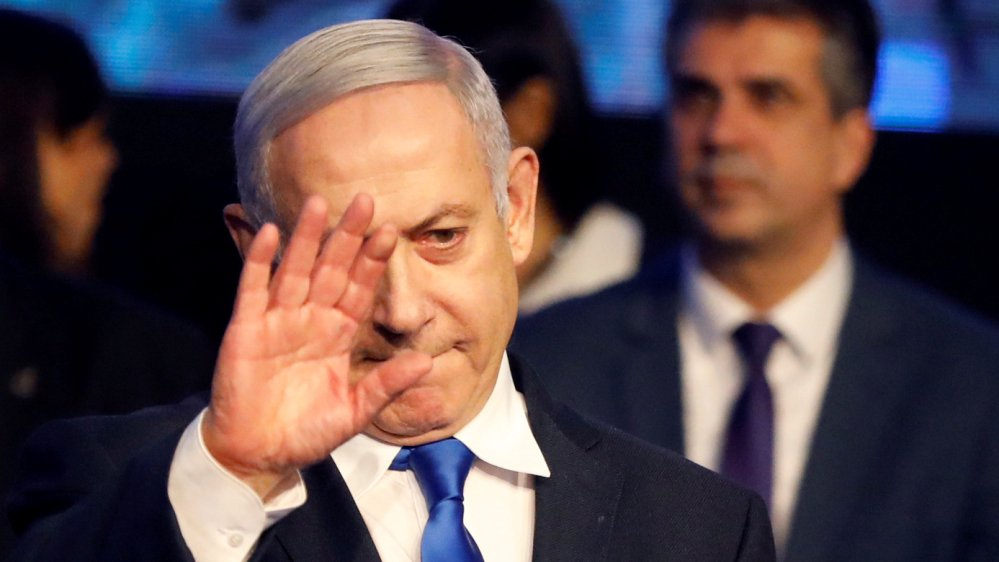 Israel's PM Netanyahu has been indicted on corruption charges